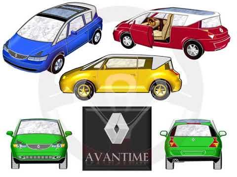 Renault Avantime (1/8)