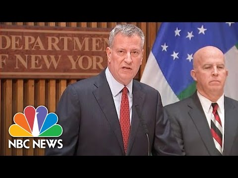 NYC Mayor Tells Citizens to 'Be Vigilant' After Manhattan Explosion | NBC News