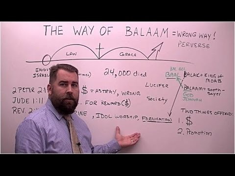 The Way of Balaam