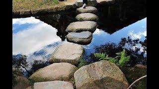 岡山後楽園の写真とコラボしました。お殿様が造った美しい庭園をご覧く...