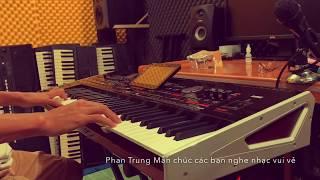 60 Năm Cuộc Đới - KORG PA4X - phong cách nhẹ nhẹ - Phan Trung Mẫn
