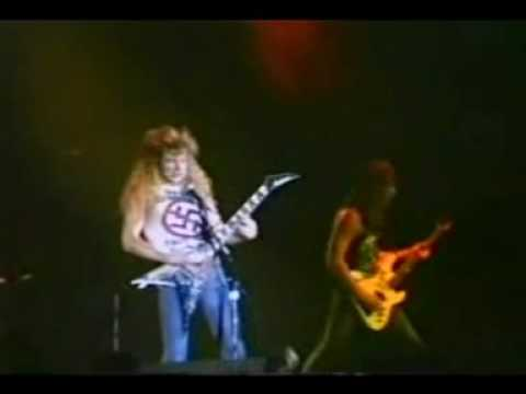 Megadeth - Killing Is My Business (subtitulos En Español)