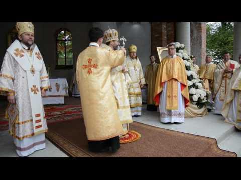 Подячна промова Блаженнішого Святослава навідпусті уКрехівському монастирі
