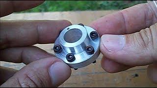 Tutorial motor Stirling termoacústico ou Lamina Flow - Engine Lamina Flow