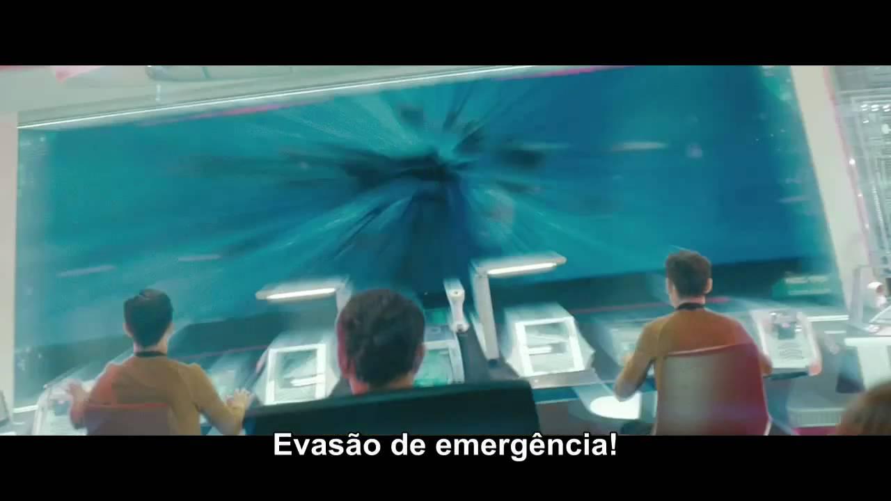 Star Trek 2009 LEGENDADO #Trailer 3 HD