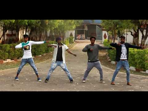 Dil deewana dhundta hai ek Haseen Ladki # New Nagpuri Dance video by : The Amazing dance class