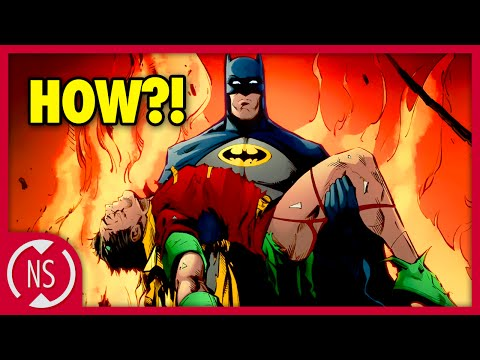 How did JASON TODD Come Back to Life? || Comic Misconceptions || NerdSync