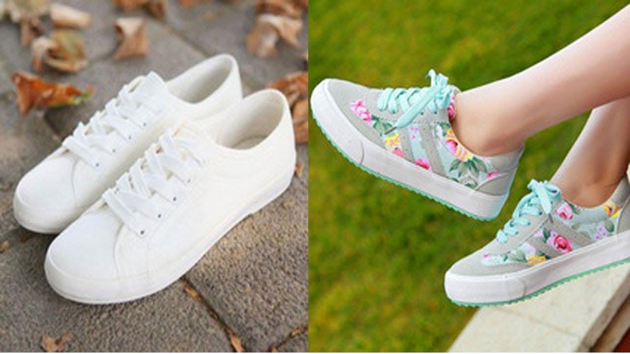Best Women Canvas Shoes in Aliexpress