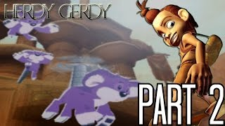 Herdy Gerdy (PS2) Walkthrough: Part 2