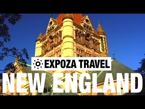 New England Vacation Travel Video Guide