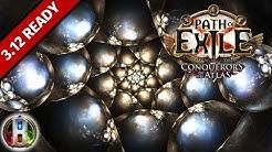 Path of Exile 3.10 - Frostbolt Totem Build - Hierophant Templar - Delirium PoE 2020