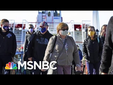 Identifying Airborne Transmission Of The Coronavirus | Morning Joe | MSNBC