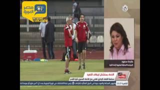 فيديو.. ماجدة محمود: وزير الشباب يحمي