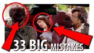 33 BIG MISTAKES | ROBOT | ENTHIRAN 2.0 | RAJNIKANT | Full Hindi Movie | ROBOT 2 COMING SOON