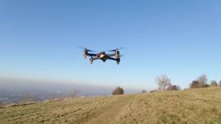 Hubsan H501S - Auto Takeoff Methods