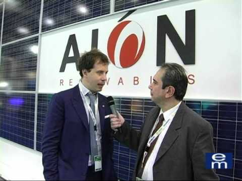 Marco Giorgi Amministratore Delegato Aion Renewables