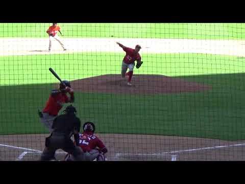 Frankie Bartow 9 26 2018 Instructional League Miami Fl Youtube