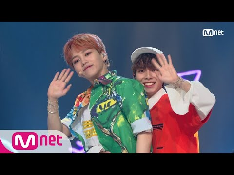 [WOO JIN YOUNG, KIM HYUN SOO - Falling In Love] KPOP TV Show | M COUNTDOWN 180621 EP.575