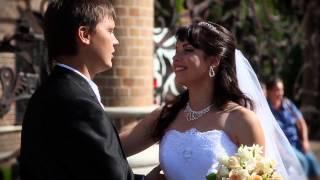 Свадебный клип август 2013
