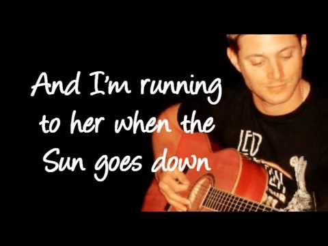 Jason Manns & Jensen Ackles | Crazy Love [lyrics]
