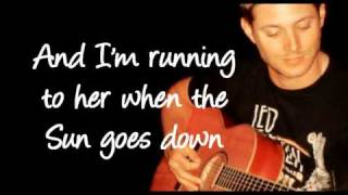 Jason Manns & Jensen Ackles | Crazy Love [lyrics]