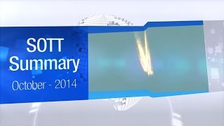 SOTT Summary - October 2014: Extreme Weather, Earth Changes, Fireballs, High Strangeness
