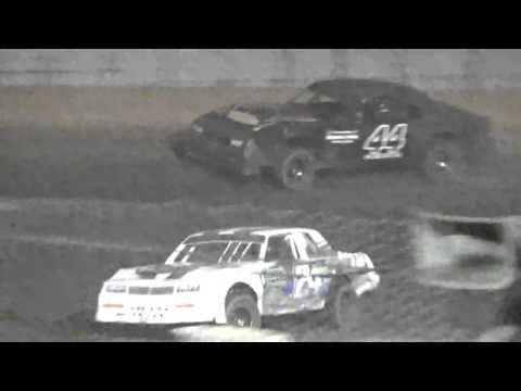Ark La Tex Speedway Begginer cruiser A feature part 2 9/26/15