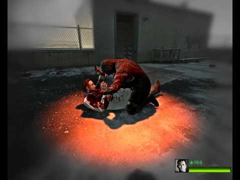 L4D2 Hunter sound mod Running in the 90's