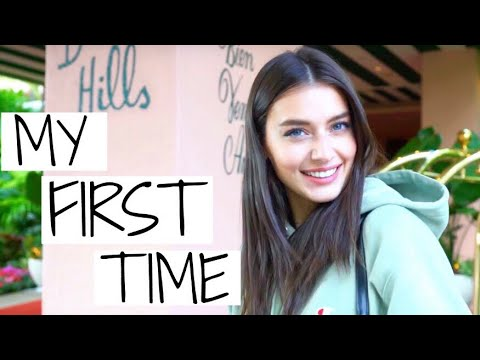 My FIRST TIME Vlogging in LA | Jess Vlogs