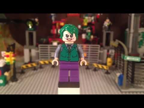 Dark Knight Trilogy Lego Minifigures Showcase/Review (updated)