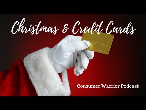 Christmas & Credit Card Debt