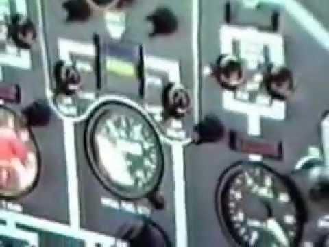 C 141 Inflight Refueling & Airdrop   Harold's video