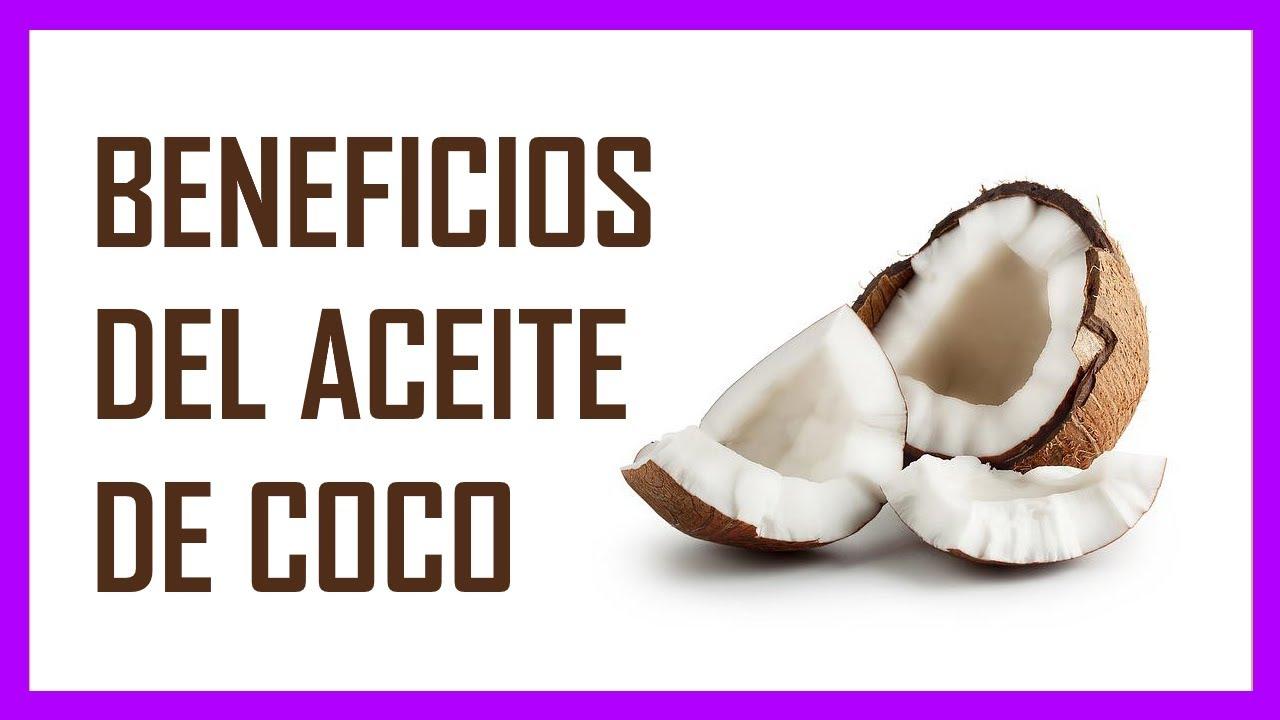 para k se utiliza el aceite de coco