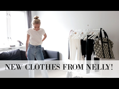 NEW CLOTHES FROM NELLY!