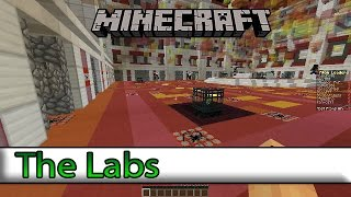 LOSER WON THE MATCH!? The Labs (Minecraft ქართულად)