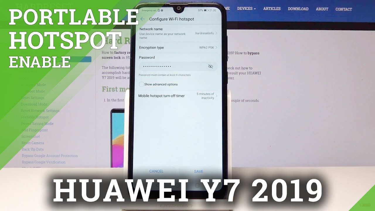 Huawei Y7 Connectivity Videos - Waoweo