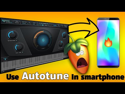 How To Use Autotune In Mobile In Hindi