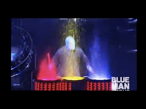 I Feel Love Music   Blue Man Group