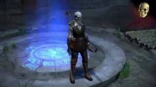 Path of Exile: Bleached Skull