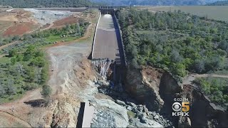 USGS Research Finds 20,000 Tiny Earthquakes Shook Oroville Dam