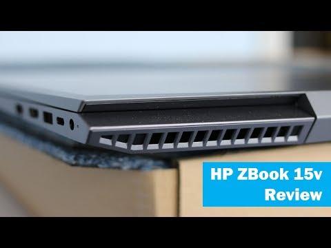 HP ZBook 15v Review (Affordable Mobile Workstation)