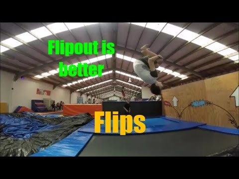 Flips At Another Tramp Park? (Dub Kaboom, Dub Back, Randy, Dialled Indoor)