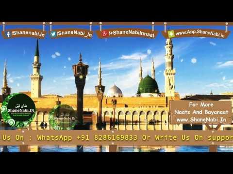 नयी नात ज़रूर सुने दिल को छू लेगी || Mere Aaqa Ka Roza Madine Me Hai Kabe|| Ali Haider Faizi Naat