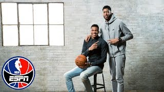 Giannis Antetokounmpo and Anthony Davis top list of best NBA players under 25   NBA Countdown   ESPN
