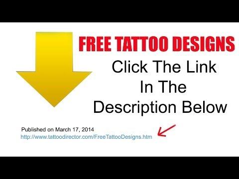 Download Free Tattoo Designs