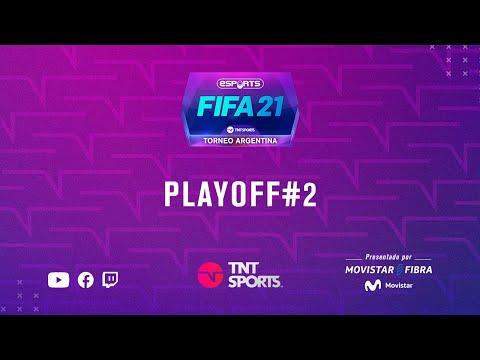 Torneo esports FIFA 21 – Playoff #2 – TNT Sports