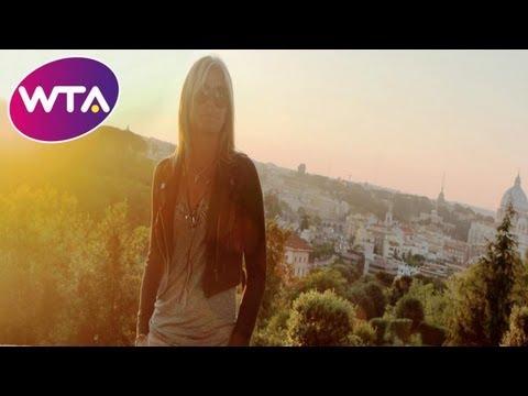 Daniela Hantuchova Presents Dubai Duty Free Full of Surprises Travel Show in Rome