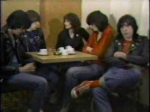 Ramones Interview New Music
