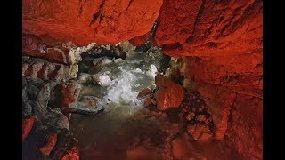 видео Ахунская пещера