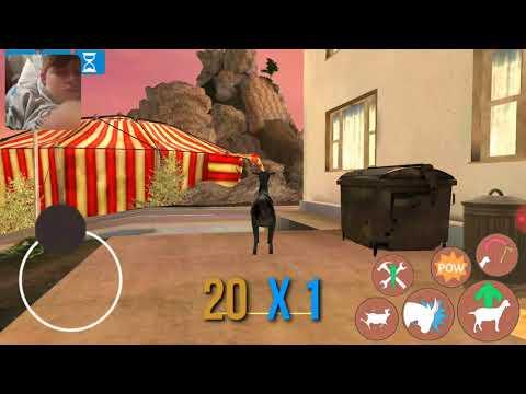 Goat simulator (GoatZ DLC) |
